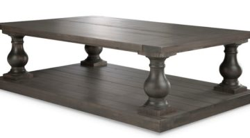 Impress Your Guests This Easter With A Custom Wood Coffee Table
