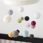Sweet And Simple Crafts To Make For Your New Nursery