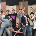 Throw Away Your Winter Blues With Axe Throwing