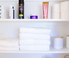 Tip and Tricks for De-cluttered Bathroom