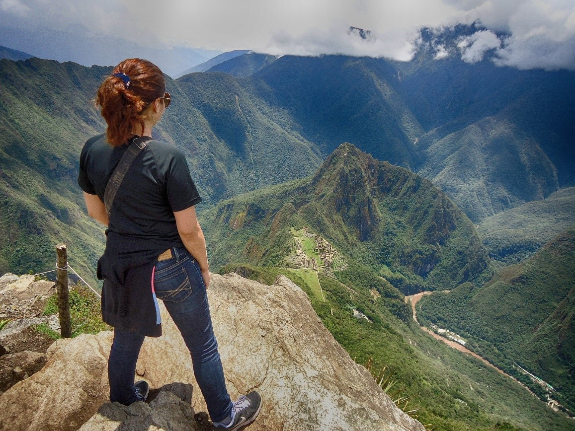 Go to South America for your holiday and enjoy stunning views
