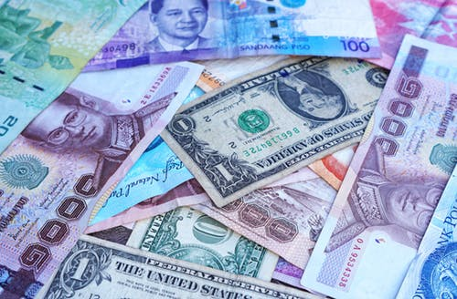Foreign Exchange Top 8 Currency